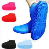 Waterproof Silicone Overshoes