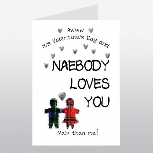 Love Card (Naebody Loves You)