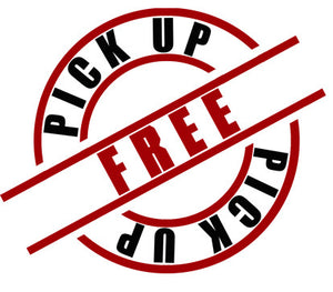 Free Pick-Up Option