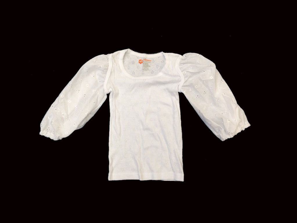 Undershirt With Sleeves + Dickie