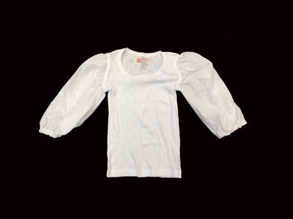 Child Undershirt With Sleeves + Dickie