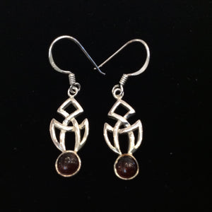 Silver Earrings EE7646
