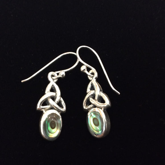 Silver Earrings EC8642
