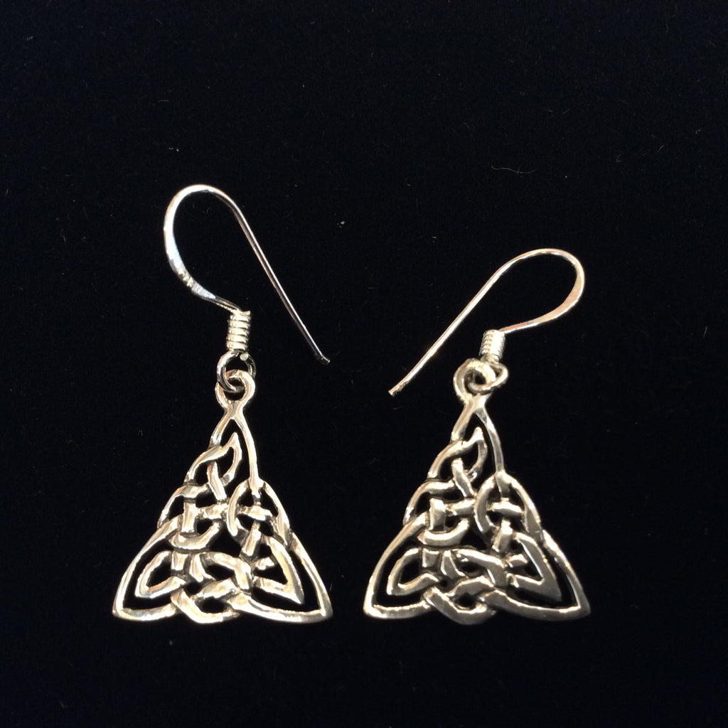 Silver Earrings EC2659