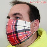 Triple Layer Face Mask - Shipped IN CANADA