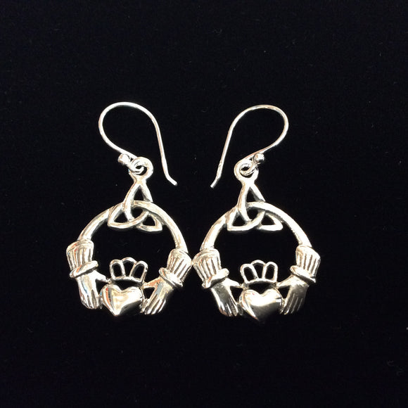 Silver Earrings EC3654