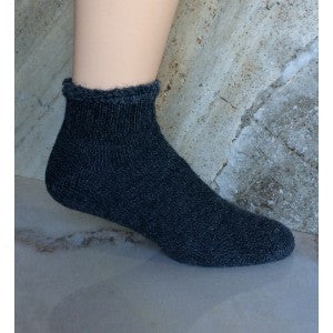 Alpaca Thermal Quarter Length Socks - Special Order Colours