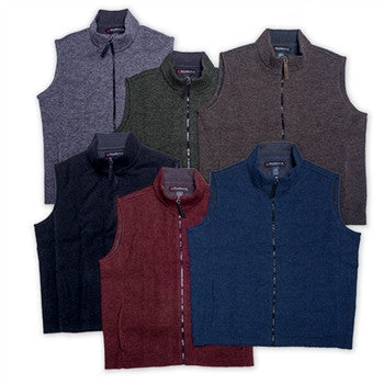 Men's Bucksport Zip Vest