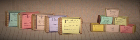 Locally Handmade Soap