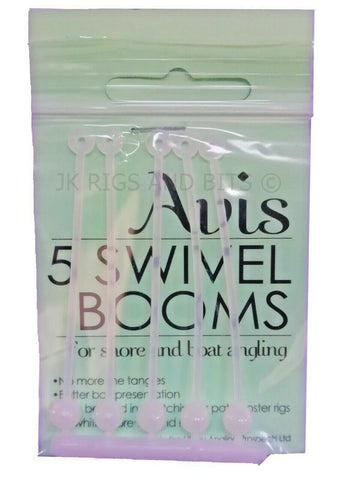 Avis Swivel Booms x 5 - Sea Fishing Booms