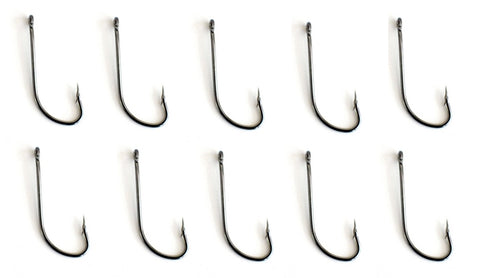 O'Shaughnessy Sea Fishing Hooks Sizes 2 1/0 2/0 3/0 4/0 5/0 6/0 7/0 8/0