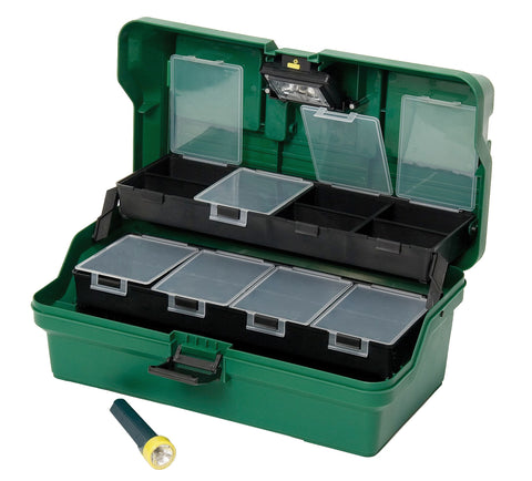 Tackle Box with Torch