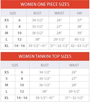Profile By Gottex Swimwear Size Chart Tagged Size 4 Forenvy