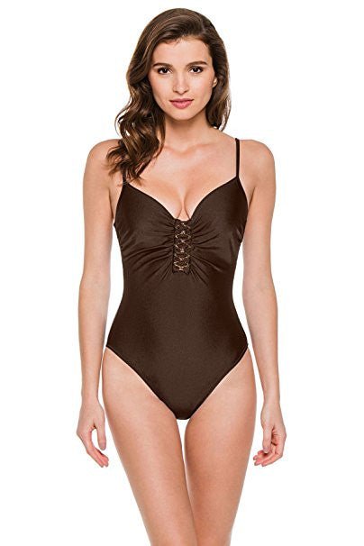 27a03d6d49 Gottex Jewels of the Sea One Piece Swimsuit - forENVY