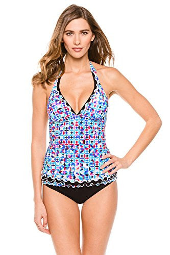 537e741a75 Gottex Profile Tankini Swimsuit up to 80% off sale | Free Shipping ...