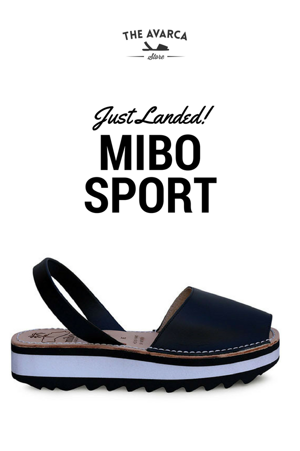 New Arrivals: MIBO Sport Menorcan Sandals