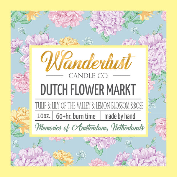Dutch Flower Markt