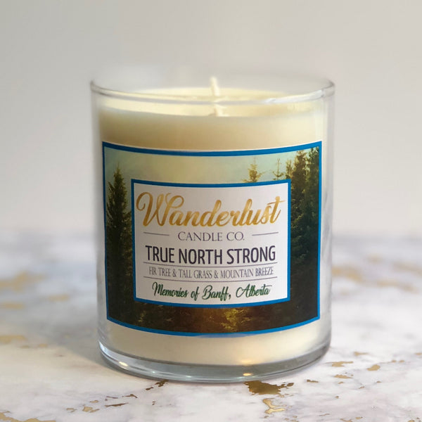 True North Strong Soy Candle