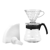 Hario coffee pourover kit