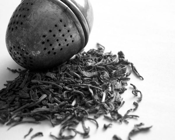 Vanilla Cream Black Loose Leaf Tea