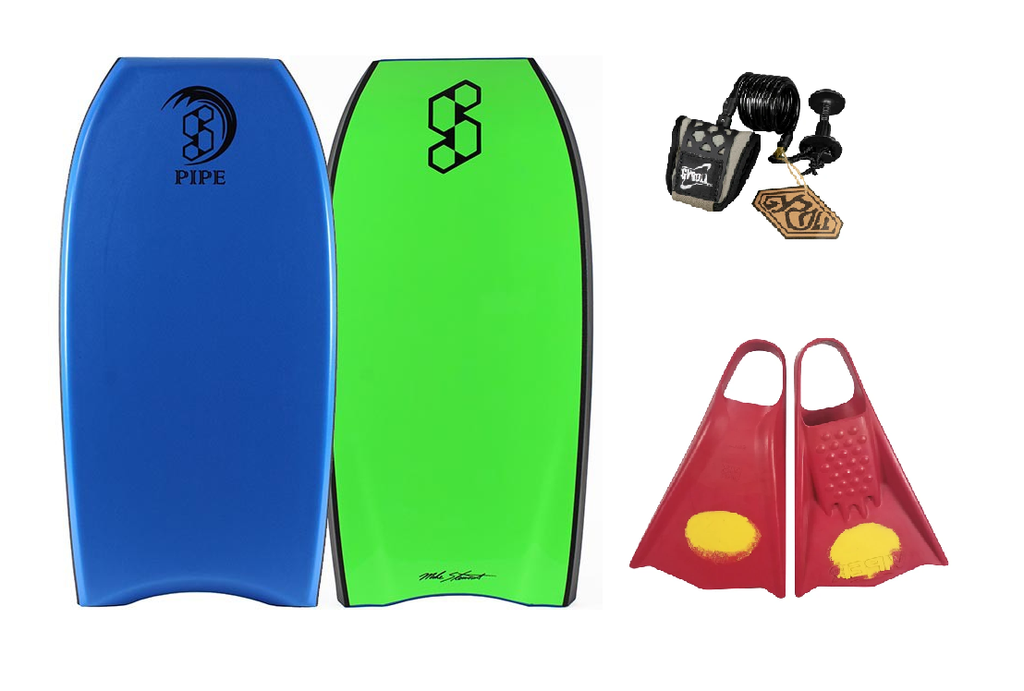 Science Pipe Bodyboard combo