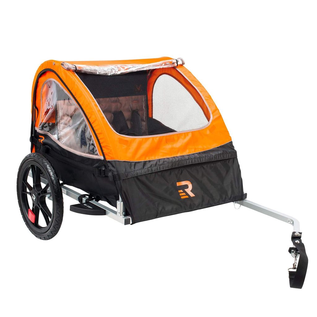 Rover 2-seat Bicycle Trailer