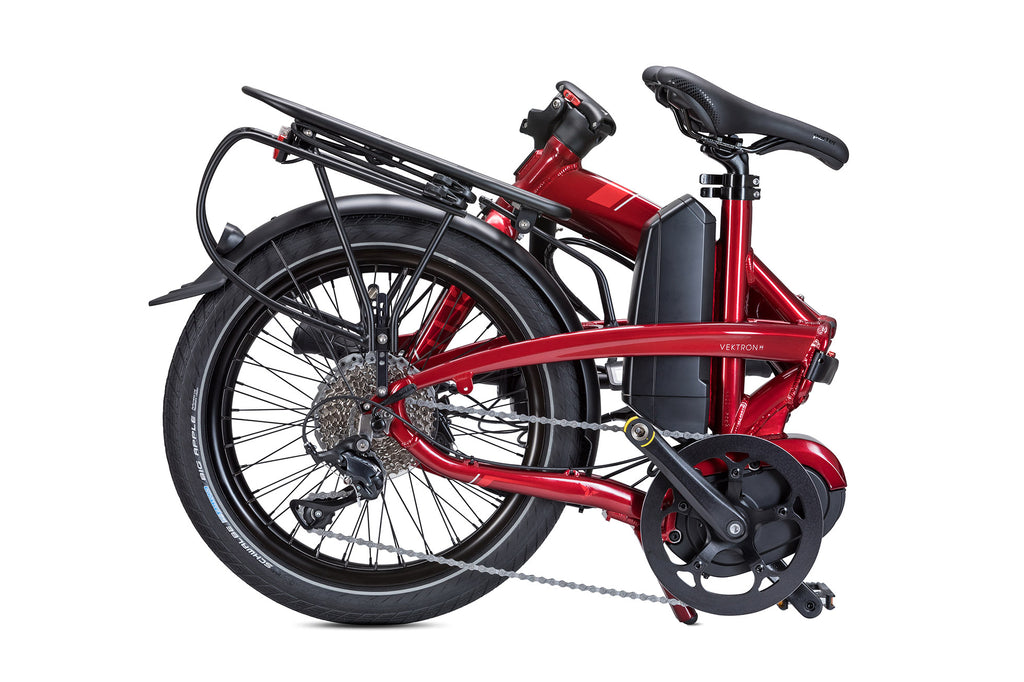 Tern Vektron P9 Folding E-bike