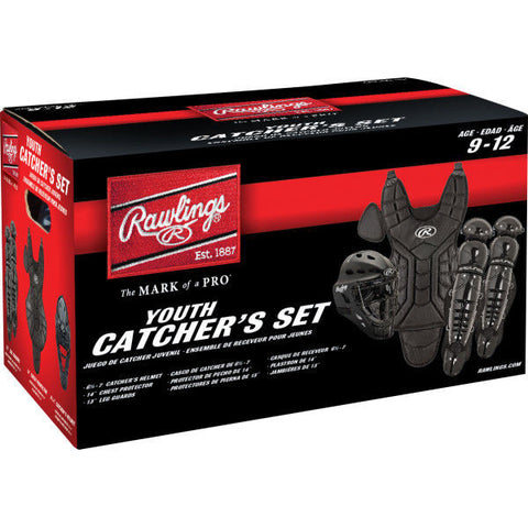 Youth Catcher's Set