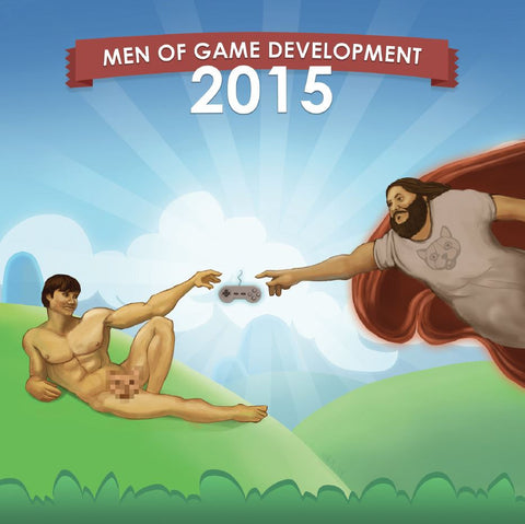 Men of Game Development 2015 Digital Edition