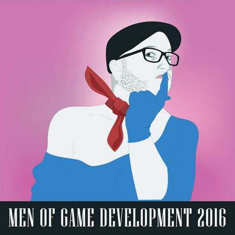 Men of Game Development 2016 Calendar