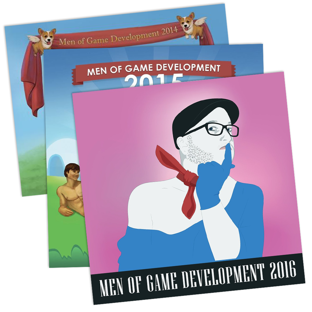 Men of Game Dev Digital Compendium (2014-2016)