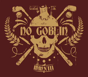 No Goblin 'Pirate Jeffrey' Tee