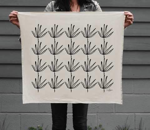 Agave | Organic Cotton Tea Towel