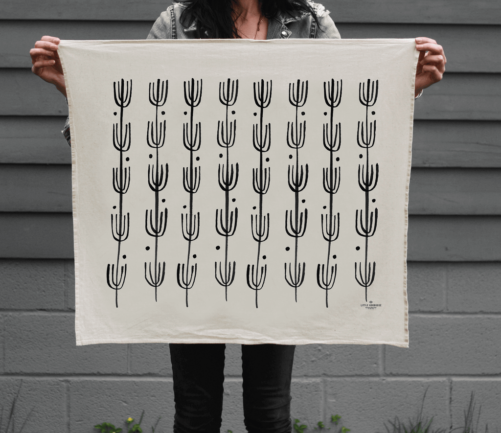 Saguaro | Organic Cotton Tea Towel