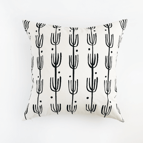 Saguaro | Organic Cotton Pillow