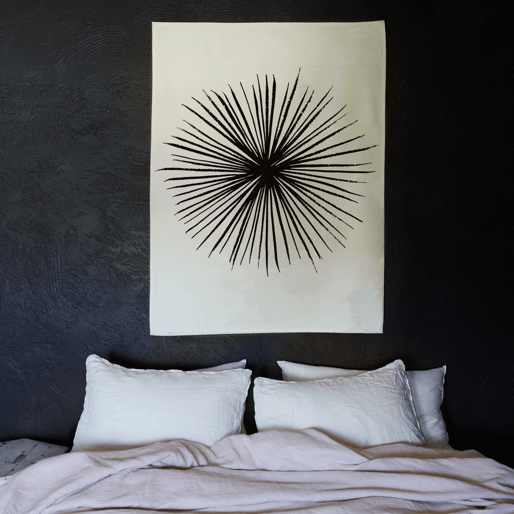 Grass | Hand Screen-Printed Cotton Tapestry (FREE SHIPPING)