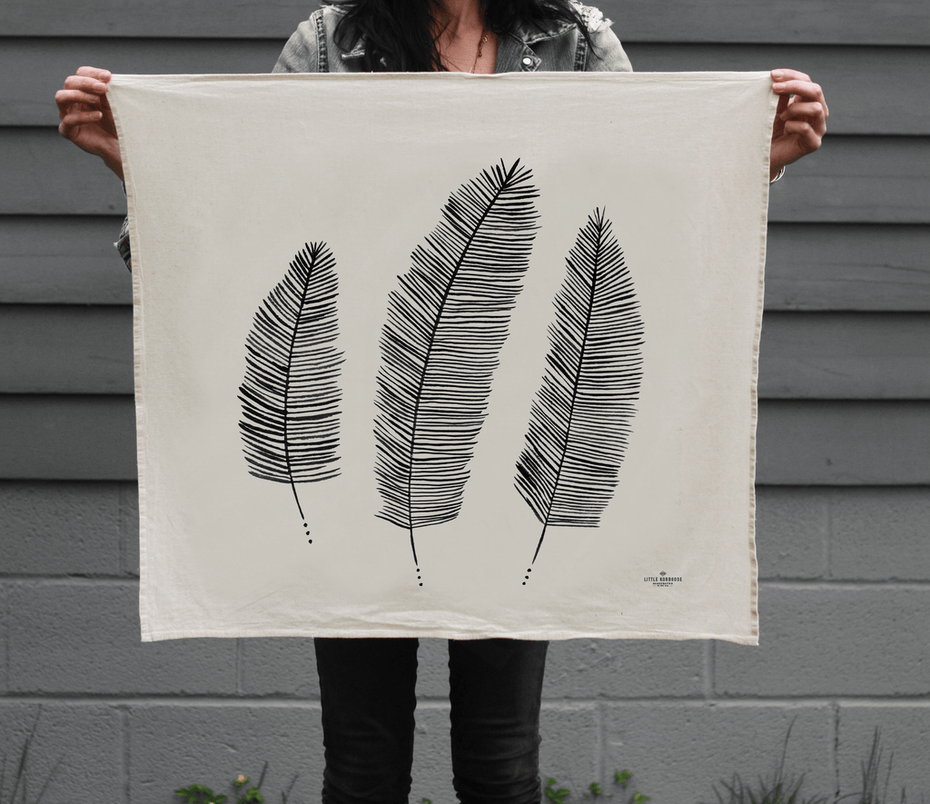 Pine | Organic Cotton Tea Towel