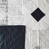 Little Korboose x Vacilando Quilting Co. Hand-Quilted, Queen Quilt