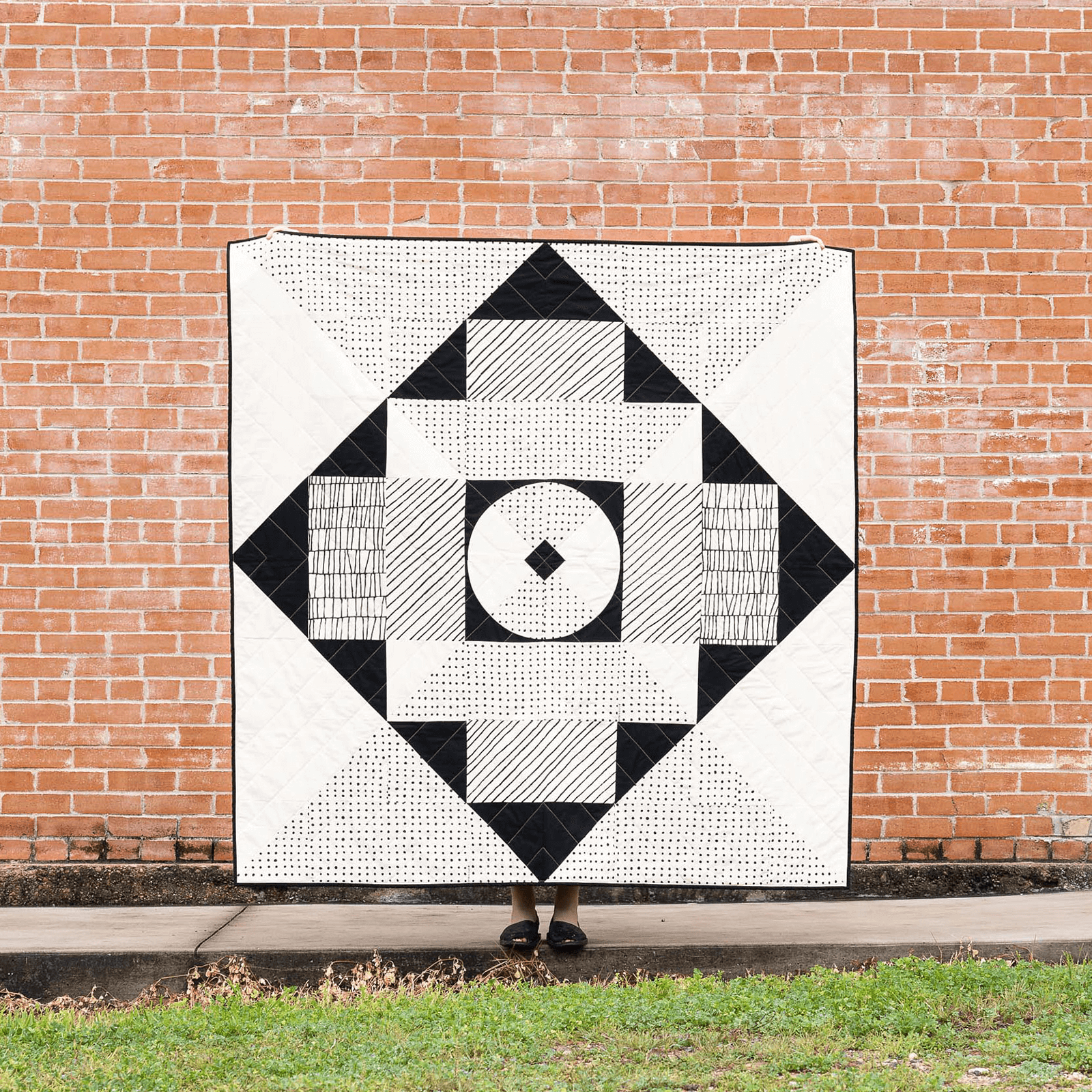 Kinsa Kocha | Little Korboose x Vacilando Quilting Co. 64