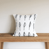 Leaves | Organic Cotton Pillow