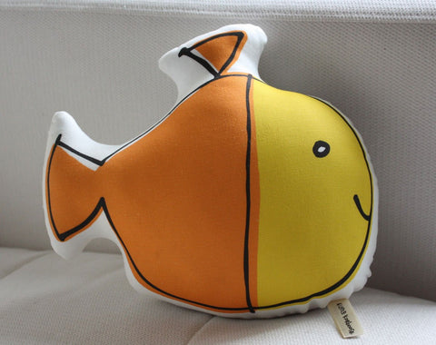 Goldfish Pillow