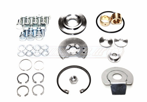 Borg Warner S310 / S330 Turbo 360° Thrust System Severe Duty Rebuild Kit