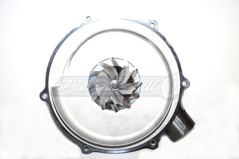 Duramax 6.6L LMM Turbo Billet Wheel Cartridge CHRA 10 Blades Turbine (2007.5 - 2010)