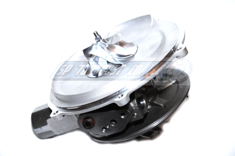 Powerstroke 6.0L Turbo Billet Wheel Cartridge CHRA 10 Blades Turbine (2005.5 - 2007)