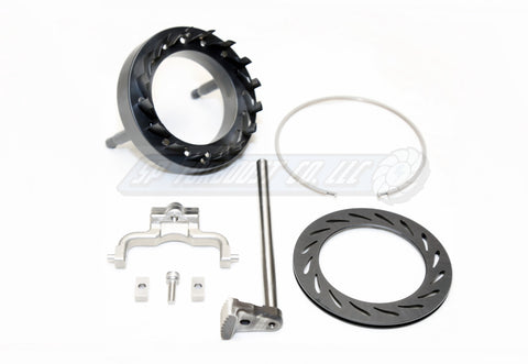 Cummins 6.7L Turbo Complete Nozzle Ring Assembly (2007.5 - 2012)