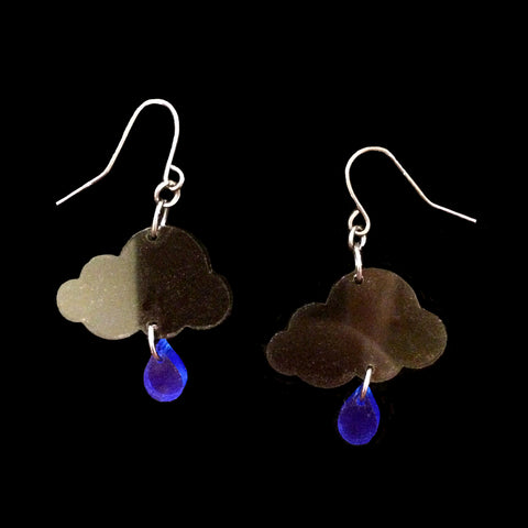 Night Cloud Earrings