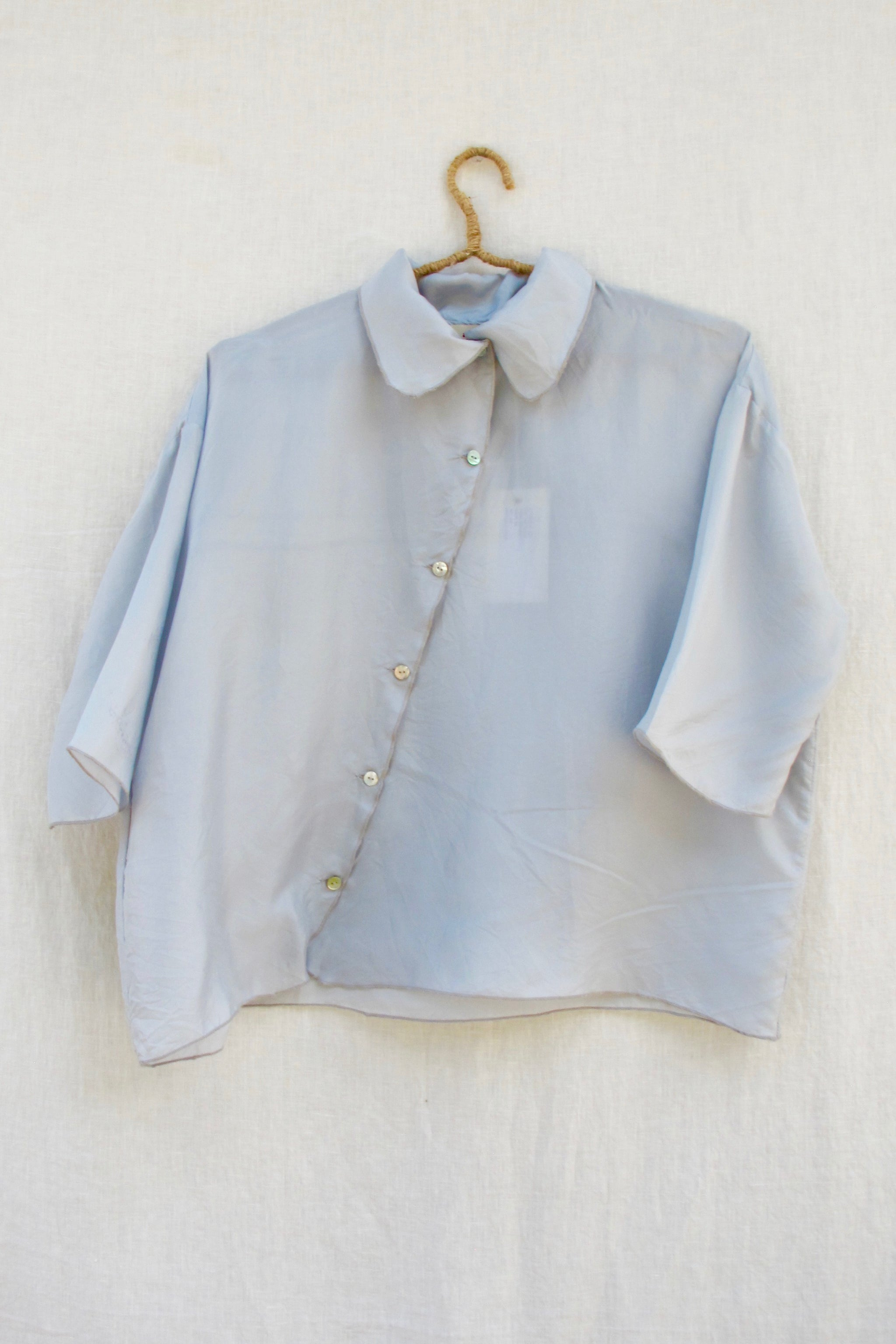Sue Blouse - Ice