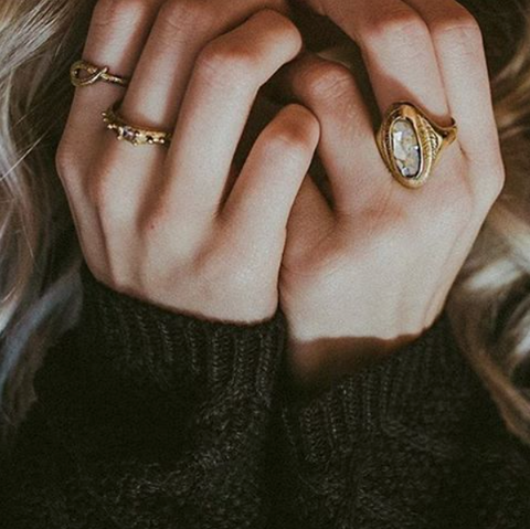 Paradise Collection Rings
