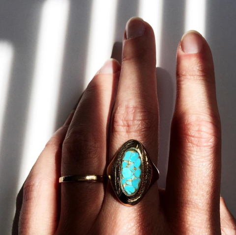 Turquoise Ring, Tropical Ring