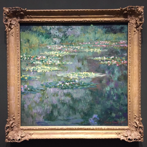 Monet, Waterlilies